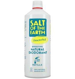 Salt of the Earth Salt of the Earth - Unscented Spray Refill 1000 ml