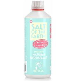 Salt of the Earth Salt of the Earth - Melon & Cucumber Spray Refill 500 ml