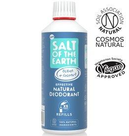 Salt of the Earth Salt of the Earth - Ocean & Coconut Spray Refill 500 ml