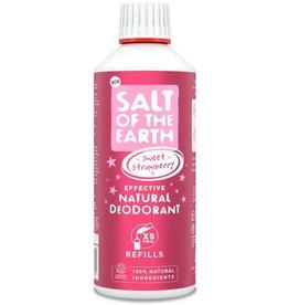 Salt of the Earth Salt of the Earth - Sweet Strawberry Spray Refill 500 ml