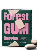 forest gum Forest Gum kauwgom Berries, 20g