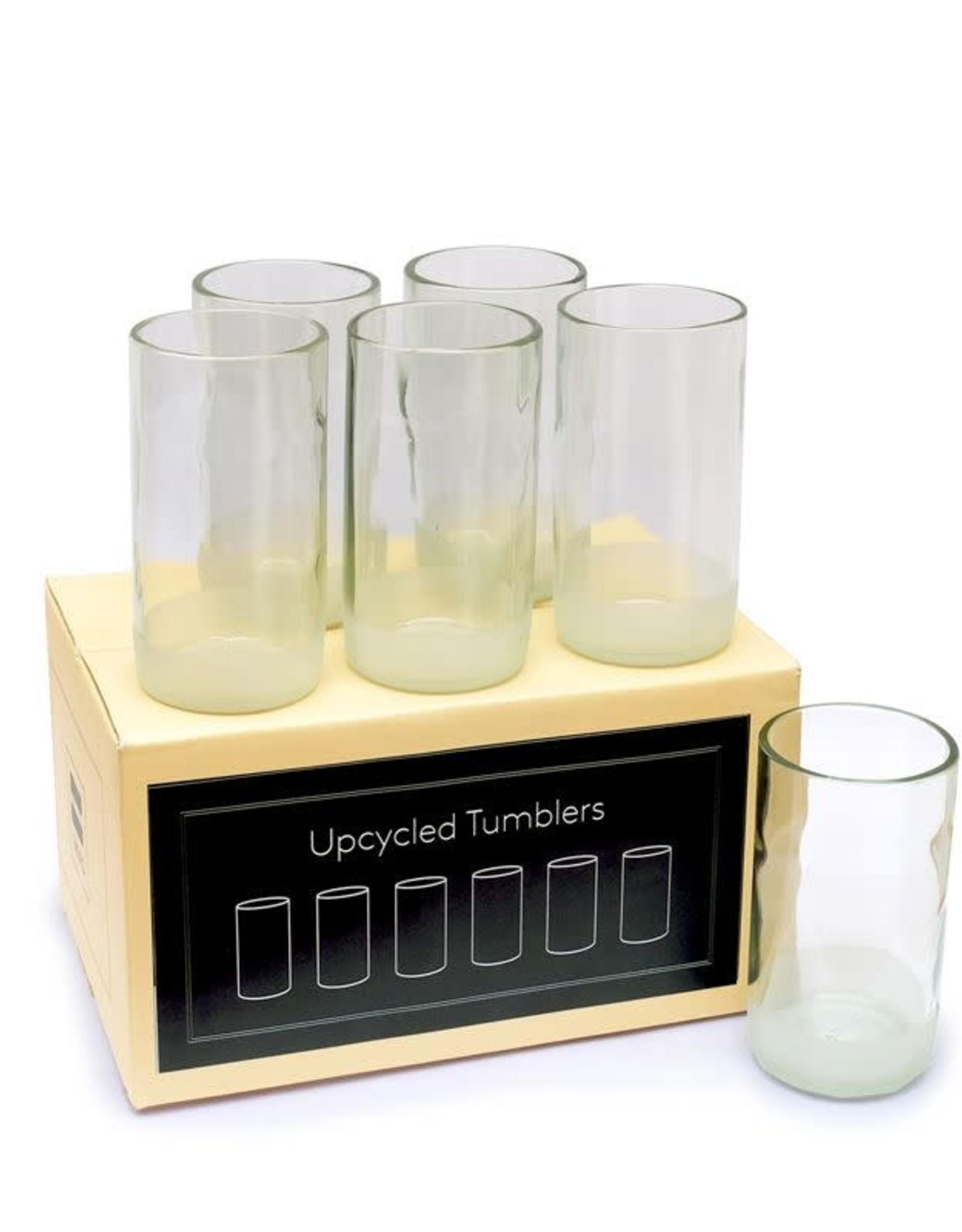 "IWAS Drinkglazen set ""Clear"" - set 6 glazen"