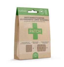 Patch PATCH Aloe Vera - Bamboepleister Large  - 10 stuks
