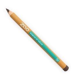 Zao ZAO Potlood 554 (Light Brown) 1.14 gram