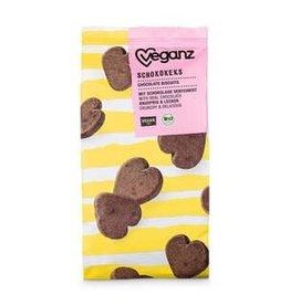 veganz Chocolade hartenkoekjes - Veganz 150g