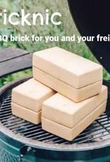 Kooksteen Bricknic naturel