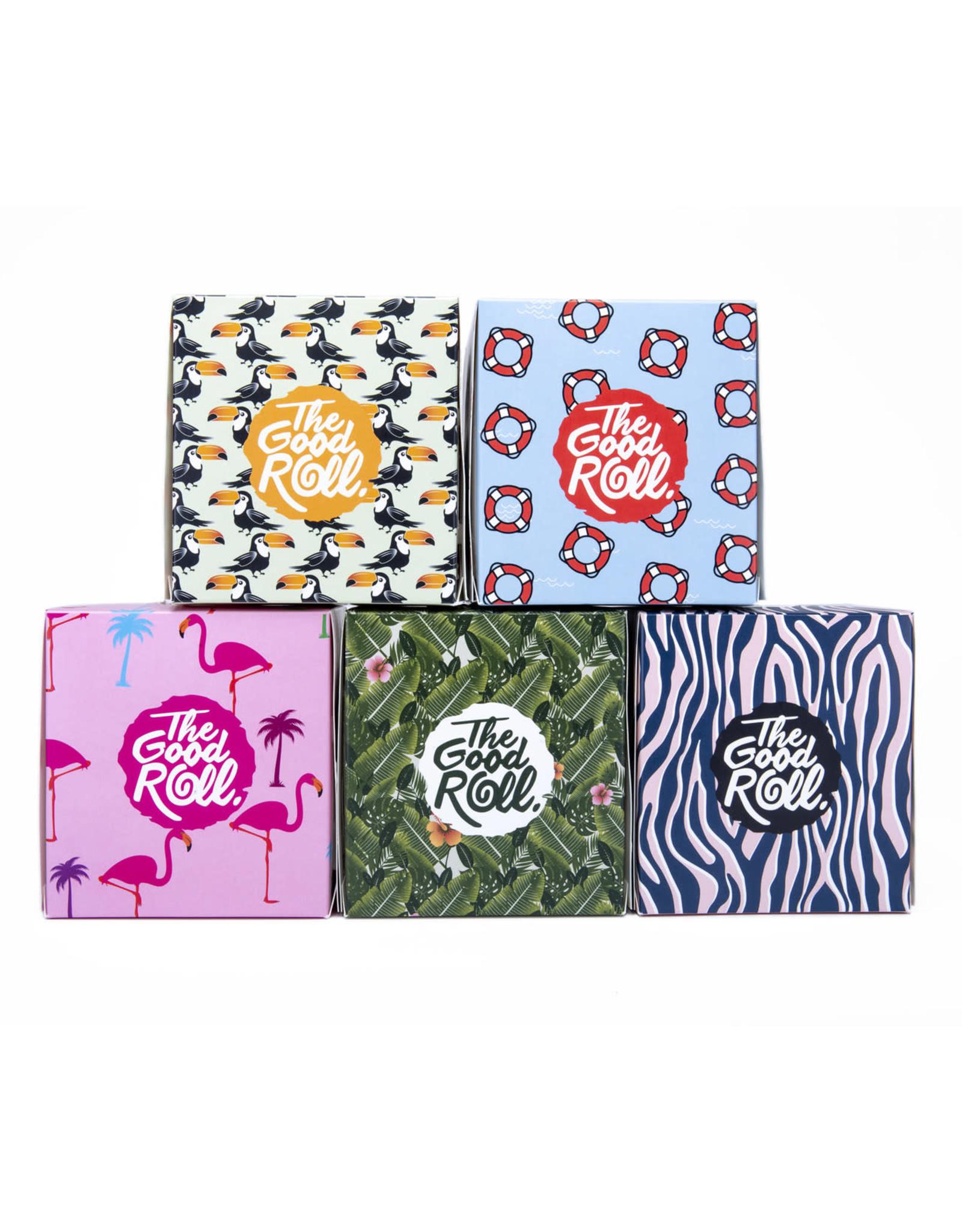 The good roll The Good Roll - box met 20 tissuedoosjes