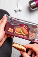 Gâto Biscuits protéinés Chocolat fourrés au Caramel Beurre Salé - Gâto 50g