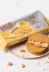 Gâto Biscuits protéinés fourrés à la Crème de Vanille - Gâto 50g