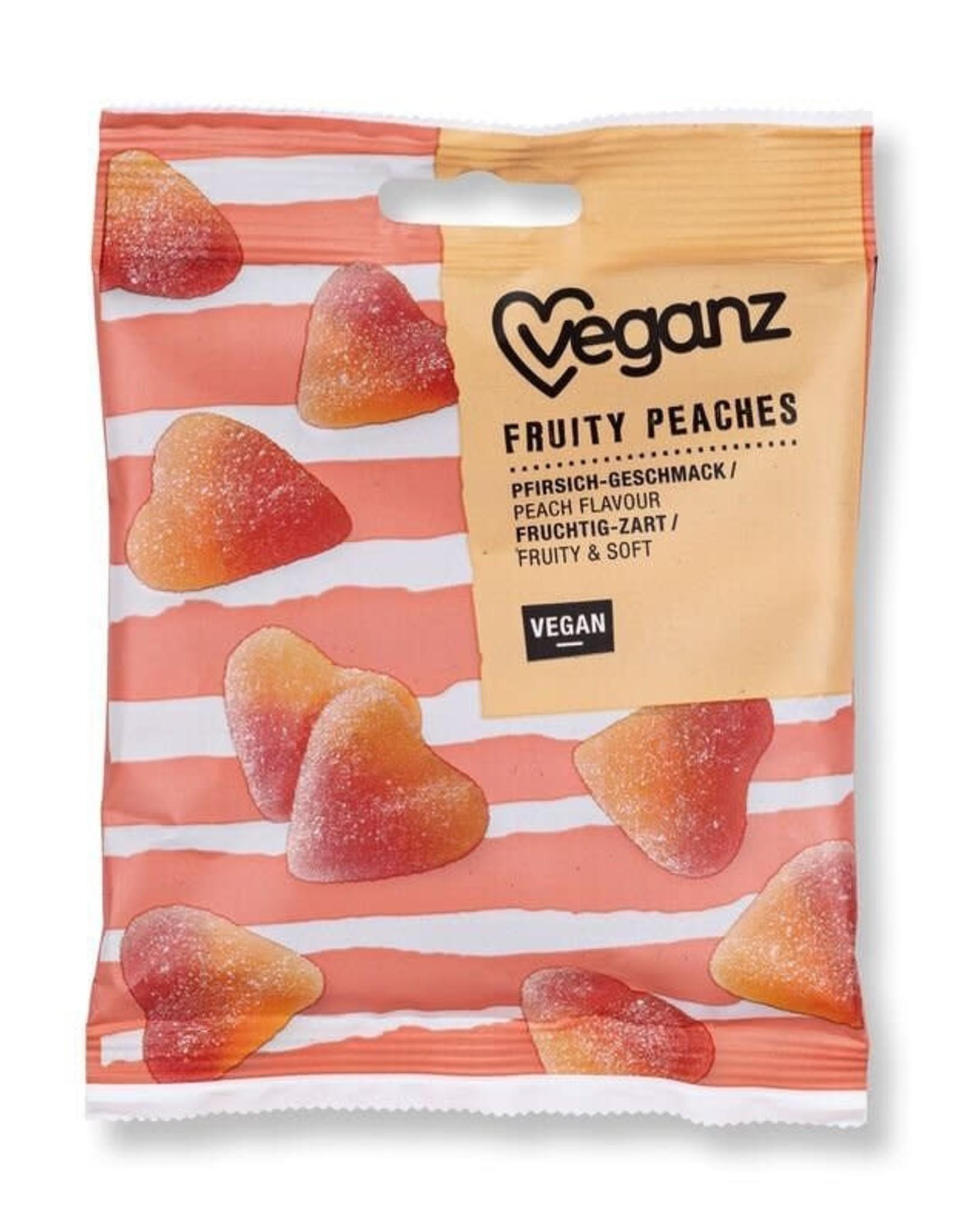 veganz Bonbons Fruity Peaches - Veganz 100g