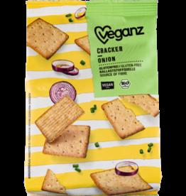 veganz Crackers Bio à l'Oignon - Veganz 100g