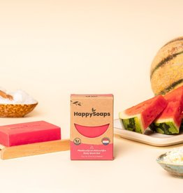 Happy Soaps Happy Body Bar - You're One in a Melon 100g