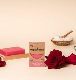 Happy Soaps Happy Body Wash Bar - La Vie en Rose 100g