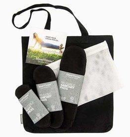 ImseVimse Starter Kit black - Cloth Pads Classic