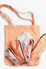 ImseVimse Starter Kit Orange Sprinkle - Cloth Pads Classic
