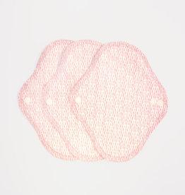 ImseVimse Panty liner, Blossom stripes, pack of 3