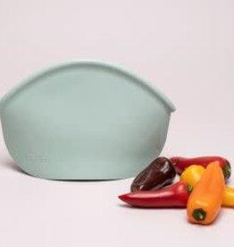 Foodhuggers Reusable Food Savers - Hugger Bag Jade 400ml