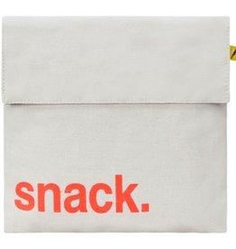 Fluf Fluf - Flip Snack Sack – Snack | Orange