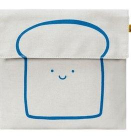 Fluf Fluf - Flip Snack Sack – Happy Bread | Blue