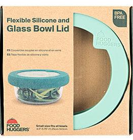 Foodhuggers Food Huggers - Glass Bowl Lid - Gradual Green S