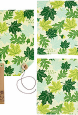"""Bee's Wrap Bee's Wrap - """"Forest Floor"""" lunchpack"""