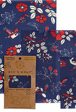 """Bee's Wrap Bee's Wrap - 3-pack Assorted """"Botanical"""""""