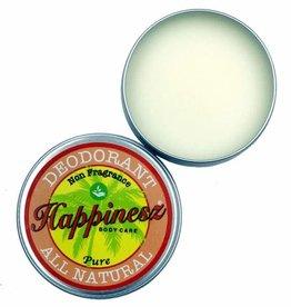 Happinesz Pure Normal Skin Deodorant 30g
