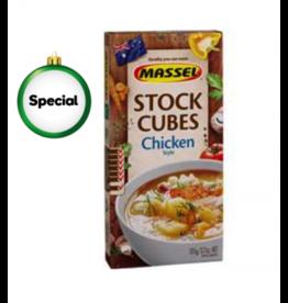 Massel Vegan Bouillon chicken style van Massel 10 cubes - 105g