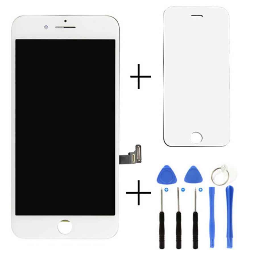 Apple iPhone 8 Plus beeldscherm en LCD-2