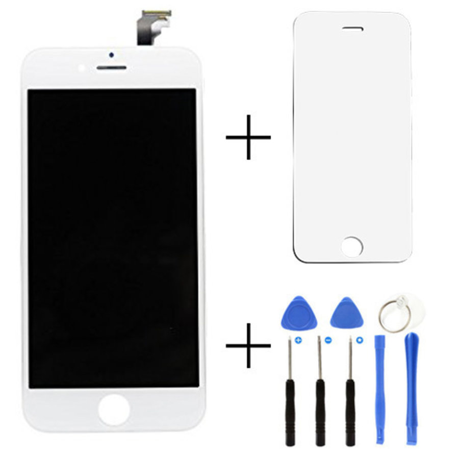 Apple iPhone 6 Plus Bildschirm und LCD - OEM-2