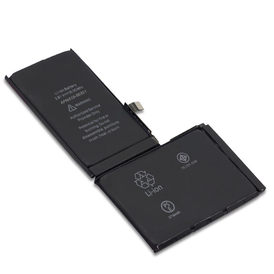 Apple iPhone X batterij incl. plakstrips-1