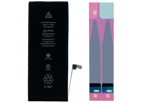 Apple iPhone 6S batterij incl. plakstrips