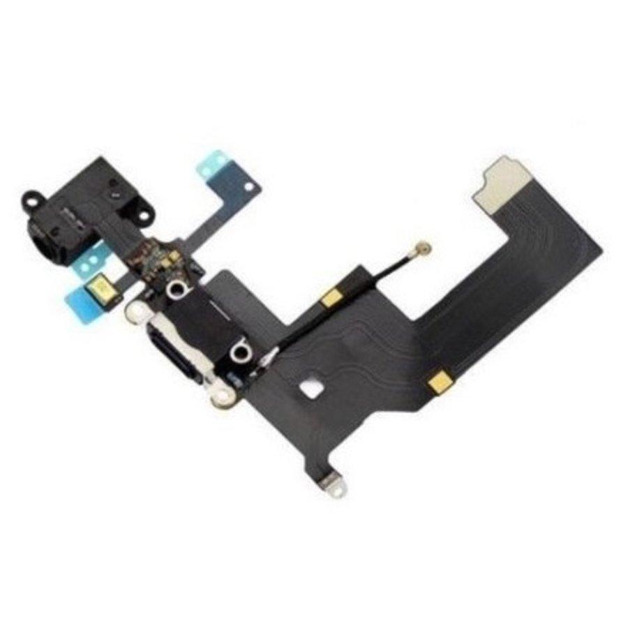 Apple iPhone 5C dock connector oplaadpunt-1
