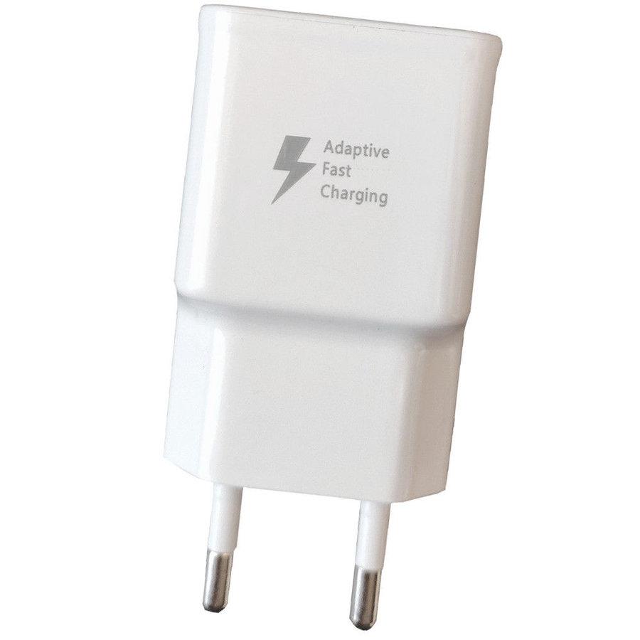 Micro USB Kabel 1M voor Samsung, Huawei, Nokia (OEM)-3