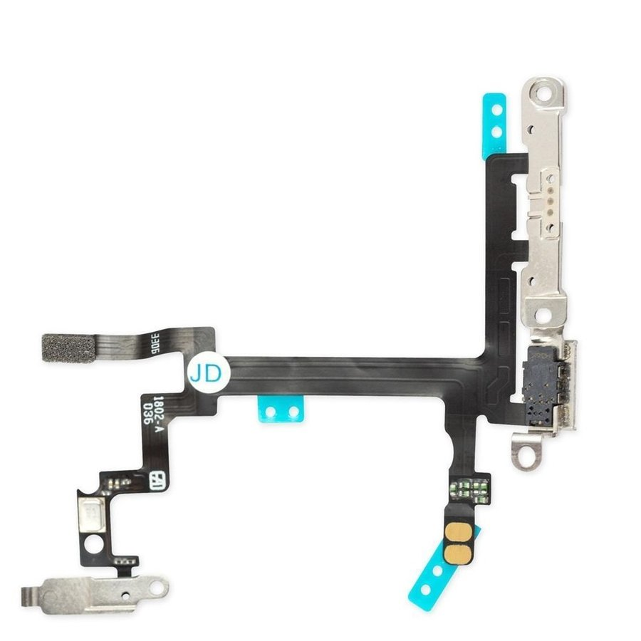 iPhone 5 on and off button flexcable-1