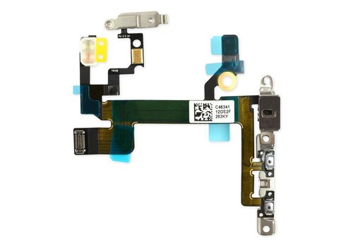 Apple iPhone 5S on and off button flexcable