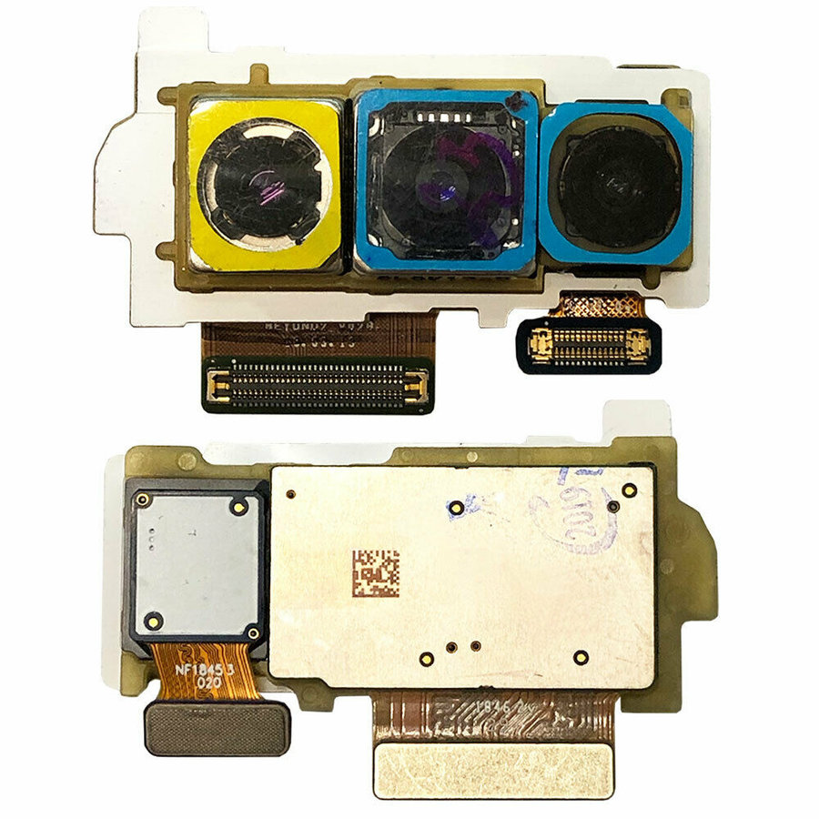 Samsung Galaxy S10e back camera-1