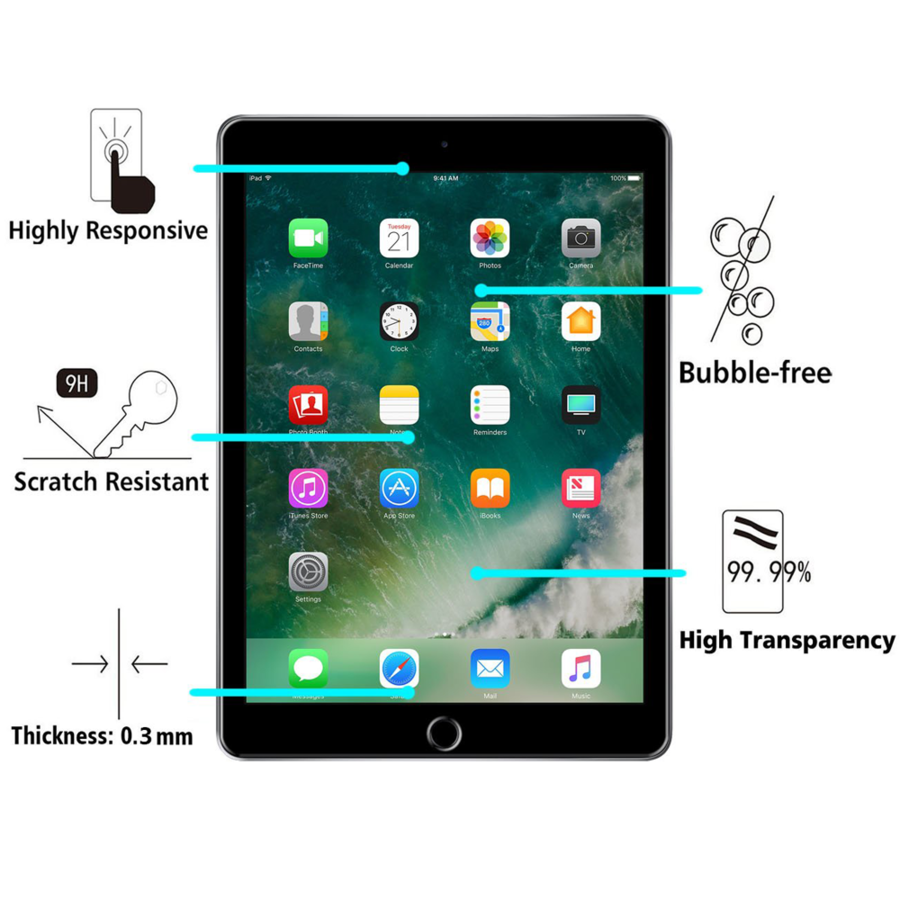 iPad Panzerglas-3