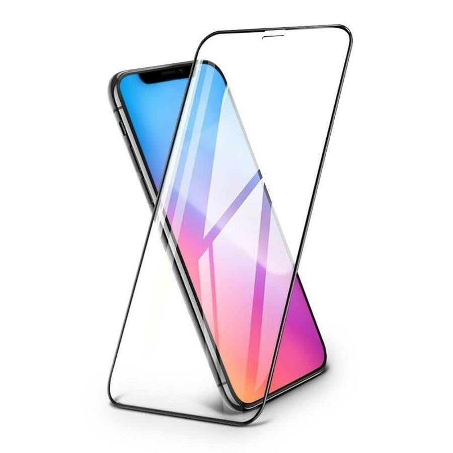 iPhone 9D beschermglas-2