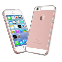 thumb-iPhone 5 / 5S / SE Hoes Transparant Case-2