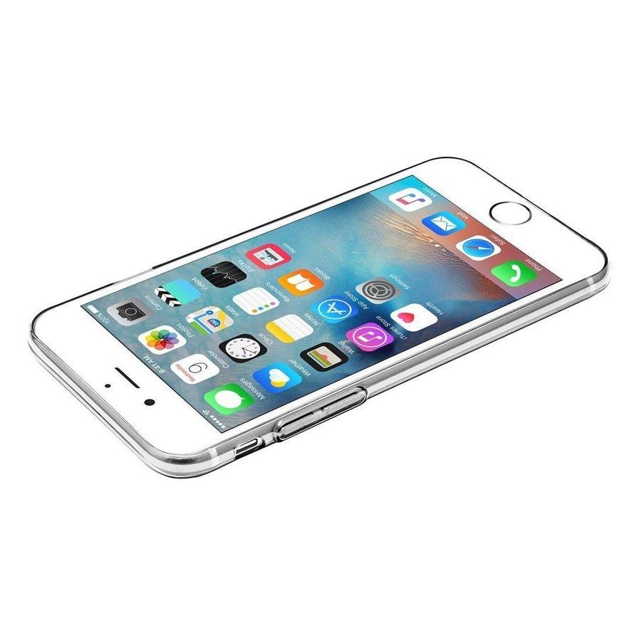 iPhone 6 Plus/ 6S Plus Hoes Transparant Case-2