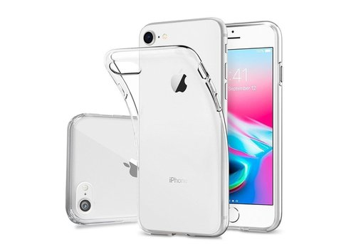 iPhone 7 / 8 Hülle Transparent Case