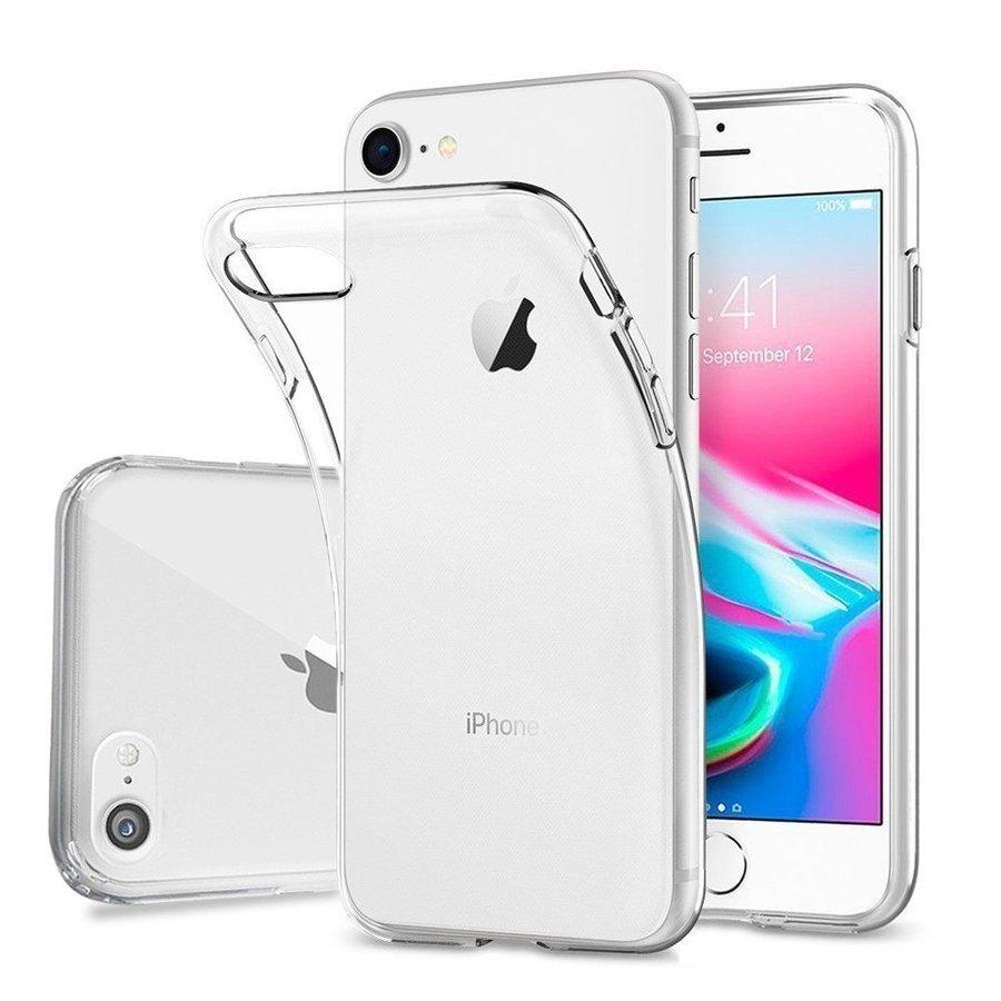 iPhone 7 / 8 Hülle Transparent Case-1