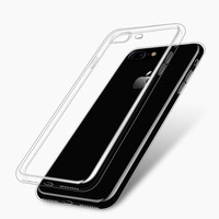 thumb-iPhone 7 Plus/ 8 Plus Cover Transparant Case-2