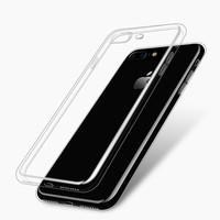 thumb-iPhone 7 Plus/ 8 Plus Hoes Transparant Case-2