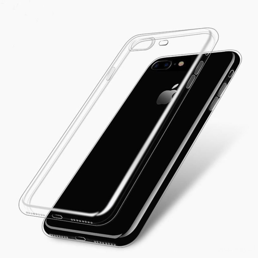 iPhone 7 Plus/ 8 Plus Cover Transparant Case-2