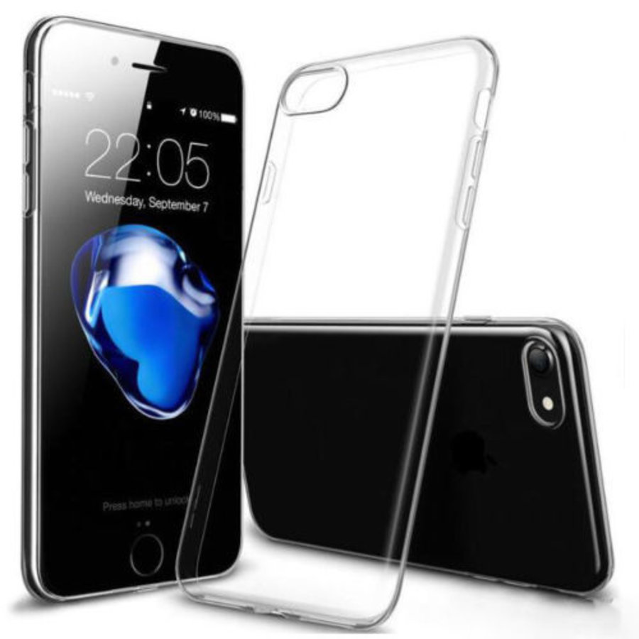 iPhone 7 Plus/ 8 Plus Hülle Transparent Case-1