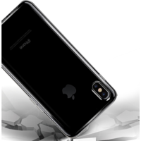 thumb-iPhone XS MAX Hülle Transparent Case-2