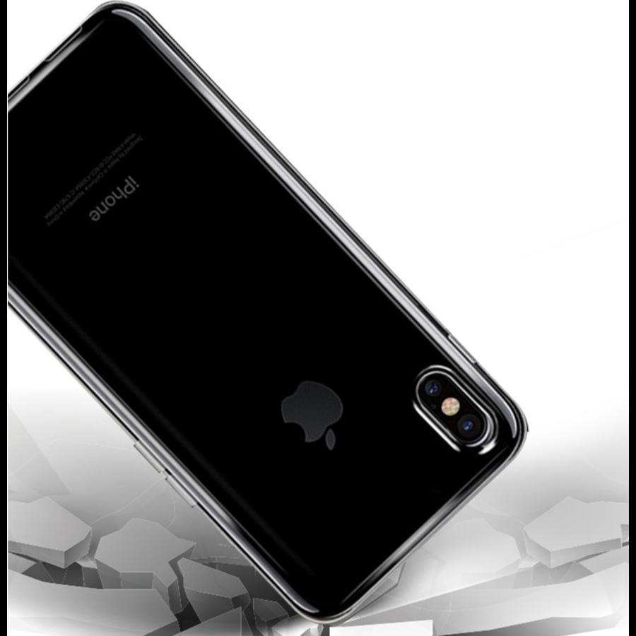 iPhone XS MAX Hülle Transparent Case-2