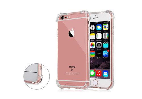iPhone 6 / 6S Hülle Transparent Shockproof Case